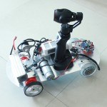 CRUISER camera auto dolly with start and stop ramp, auto cruise,end points protection for 5kg loading