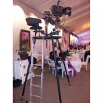 POWERKAM H170 stable camera platform with 3 different heights for 360 degree shooting