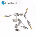 Free shipping CINESPARK 25cm 1:8 proportional man armature NOT-READY-MADE DIY studio armature puppet for Stop Motion Animation Character