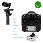 OSMORIDER PRO remote control system for DJI osmo,osmo+,somo pro,osmo raw with zoom,rec,pan,tilt,hdmi out,menu,focus,EV,cable cam